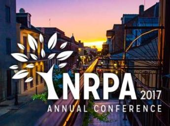 National Recreation & Park Association Conference - 2017
